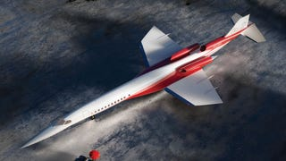 A Supersonic 'Mini Concorde' Business Jet Is Going To Happen
