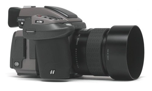 Hasselblad's Multi-Shot H3DII-50 MS Brings 50 Megapixels for $34,000