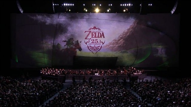 Hurry Up and Wait for the Zelda Symphony Concert