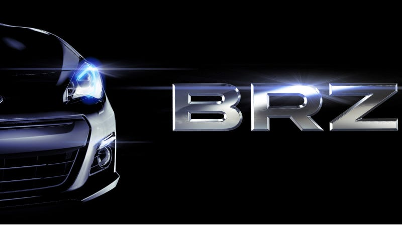 Subaru BRZ: The Real Deal