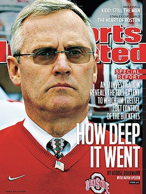 For Jim Tressel, It's Been A Strange Few Months