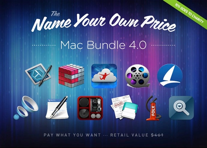 Last Chance To Name Your Own Price for $461 Worth of Mac Apps