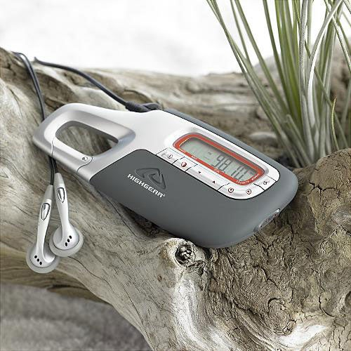 Trail Tune Carabiner Radio Clips on Just About Anywhere