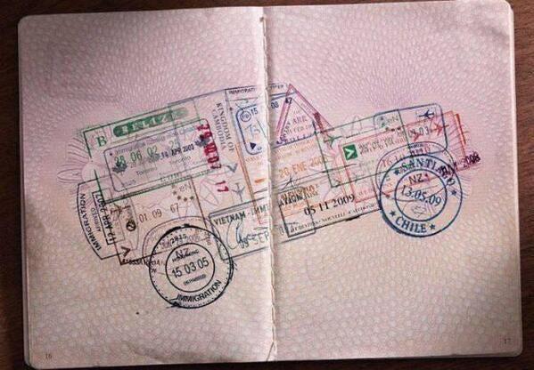 Winning at Passports