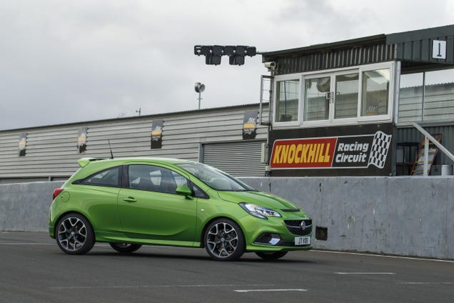 GM's Fiesta ST Competitor Is As Loud As Legally Possible