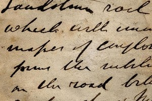 Is Your Handwriting Up to Snuff?