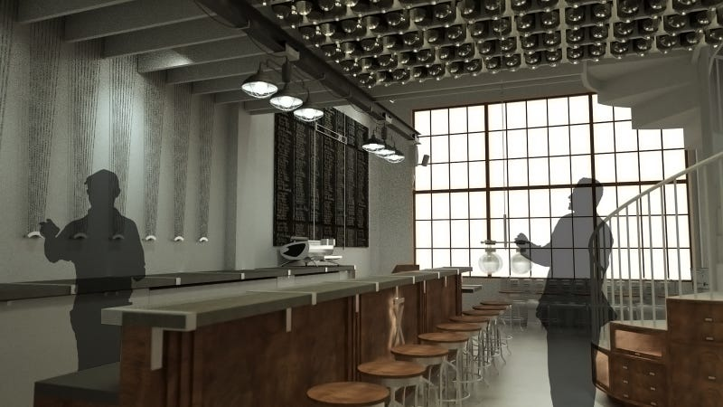 This New Bar In San Francisco Will Feature Two Robots