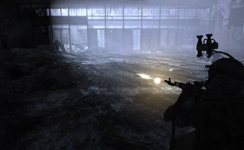 Metro 2033 Screens Depict A Really Dark Future