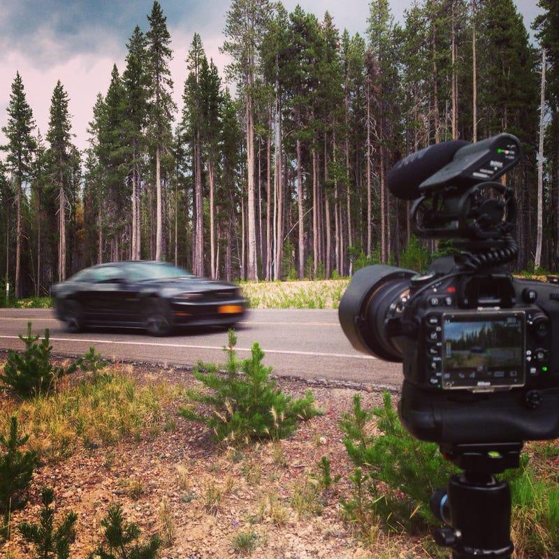 Making Mustang Movies