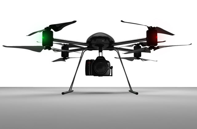 Draganflyer X8: The Dreamboat UAV