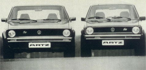 So Effing Great We Can't See Straight: Golf-Bodied 928!