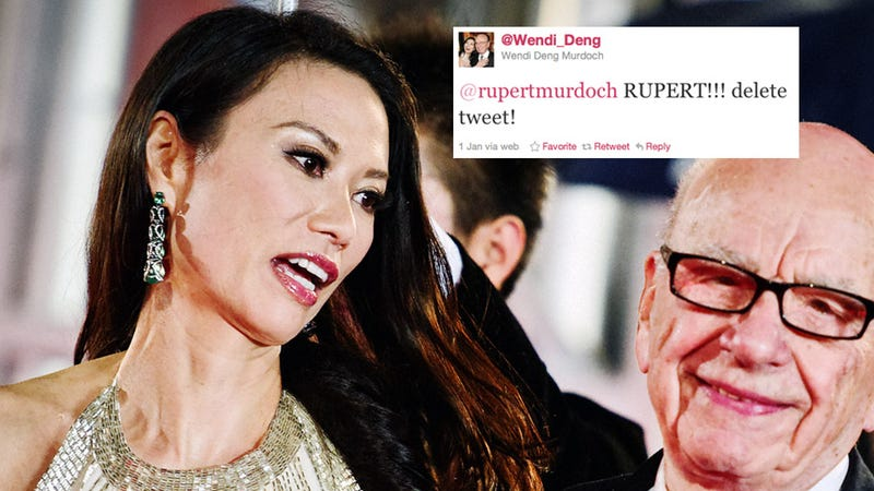 The Funny, Sad Story of How Wendi Deng-Murdoch Got Impersonated on Twitter