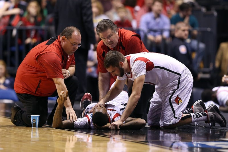 Are You A Bad Person If You Want To Watch What Happened To Kevin Ware?