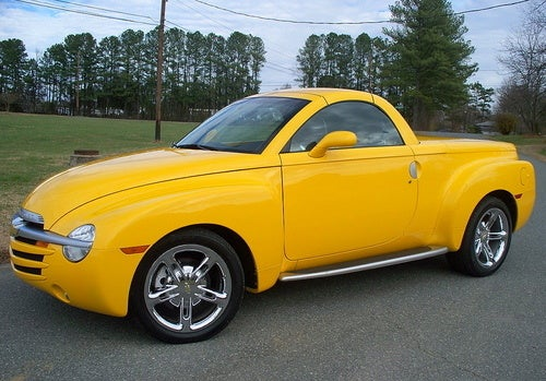 For $25,900, You Don't Know How Lucky You Are, Boy — Back in the Chevy SSR