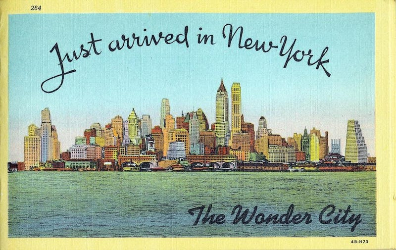 New York: A City Documentary to End All City Documentaries
