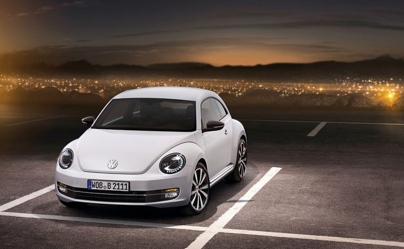 2012 Volkswagen Beetle: Photos