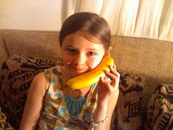 DIY Wireless Bluetooth Banana Phone Headset