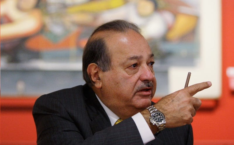 What's Carlos Slim Want With the NYT?