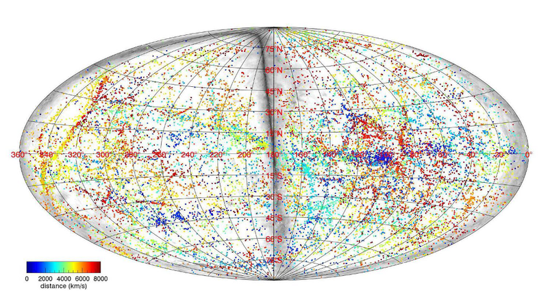 This New Video Map of Space Will Make You Feel Utterly Insignificant