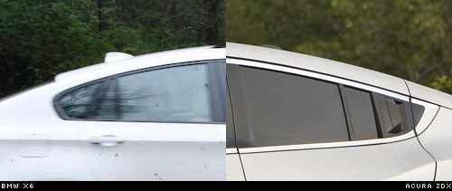 Acura ZDX: Design, Deconstructed
