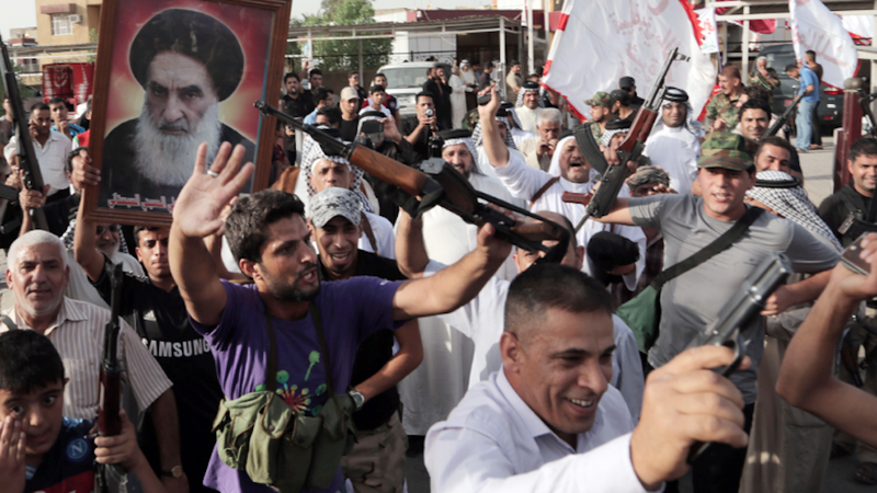 Iran Is Sending Drones and Supplies to Iraq to Battle ISIS Militants