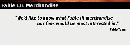 Brace Yourself For Fable III Crap