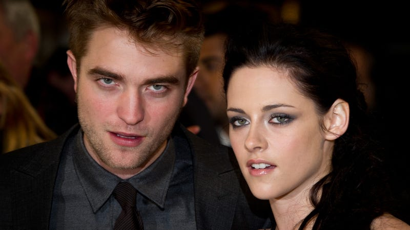 Robert Pattinson and Kristen Stewart Stood Near Each Other and Looked Nauseous, Proving that True Love Isn't a Lie After All