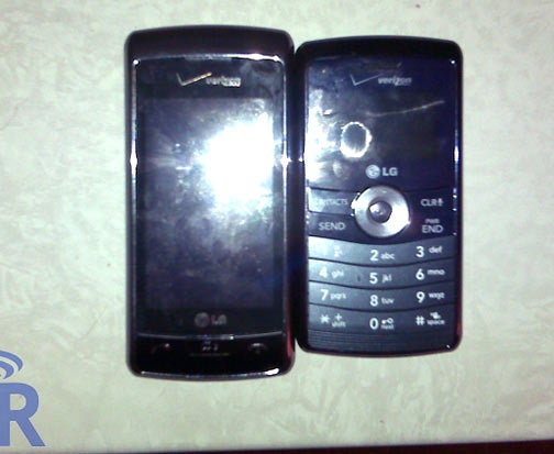 LG EnV3 and Voyager 2 Leaked