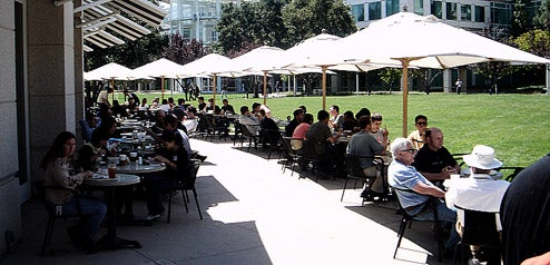 Review: Apple HQ Cafeteria