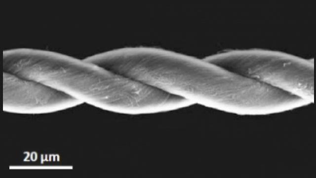 Muscles Made From Wax-Filled Yarn Are Way Stronger Than Yours