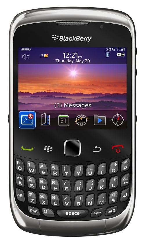 Verizon Grabs BlackBerry Curve 3G, Though It'll Ship With OS 5
