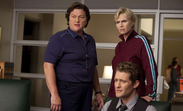 Glee: The Belly of the Beiste