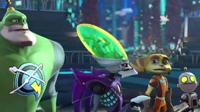 "How The ""Heroes"" Of Ratchet & Clank: All 4 One Come Together"