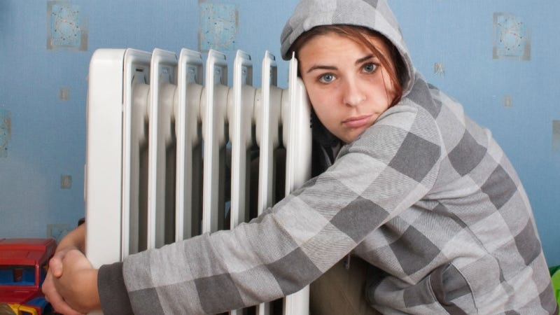 Heat the Room You're Actually In This Winter, Not the Entire House