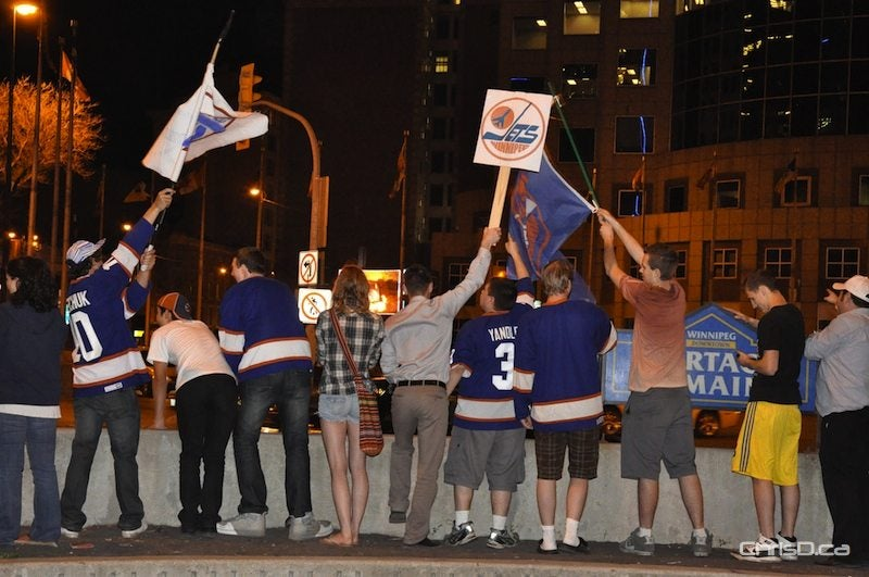 Don't Cry For Me Philips Arena: Atlanta Burned Again As Thrashers Jet North