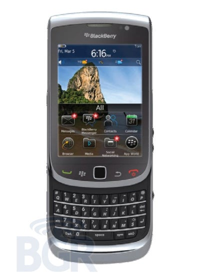 Rumor: BlackBerry Torch 2 May Actually Be Pretty Great