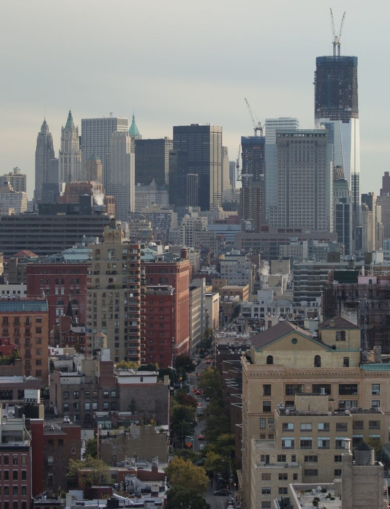 One Photographer's Three Year Tour of NYC's Best Rooftops