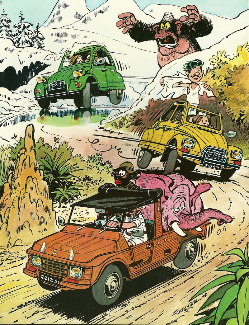 45 Fun Facts About The Birthday Boy Citroën Méhari