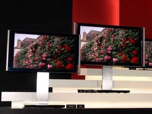 Sony Shows Bravia TVs with 1,000,000:1 Contrast, Due in October