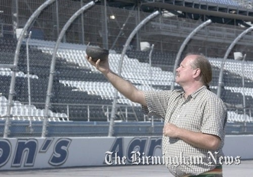 Medicine Man Attempts To Lift Curse At Talladega, Opens Up Deadspin Comment Section To Ricky Bobby Jokes