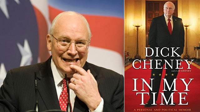 Be Scared: Dick Cheney's Memoir Due in August