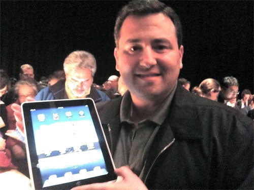 What Does Epic Games' Mark Rein Think Of The iPad?