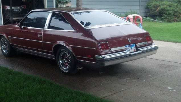 This 7 000 1978 olds cutlass is pristine and rocks a 5 speed for 1978 oldsmobile cutlass salon for sale