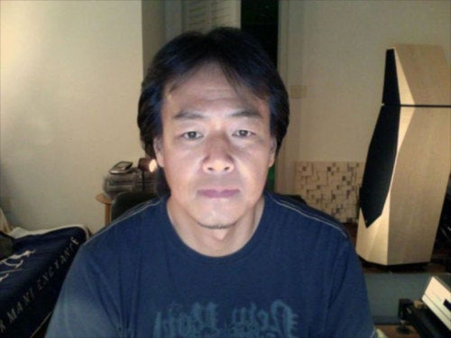 Final Fantasy Creator SHAVES HIS MOUSTACHE?