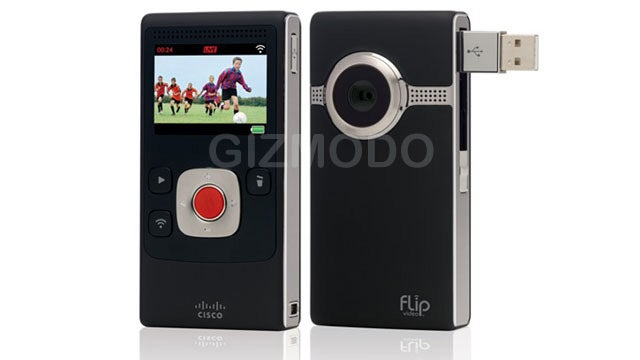Exclusive Images of FlipLive, the Streaming Video Camera that Will Never Be
