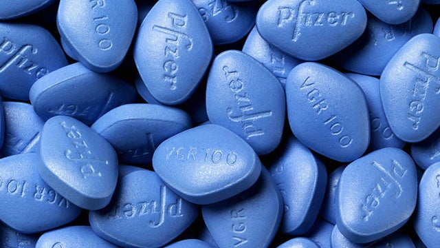 Turns Out That Viagra Actually Makes Muscles Limp