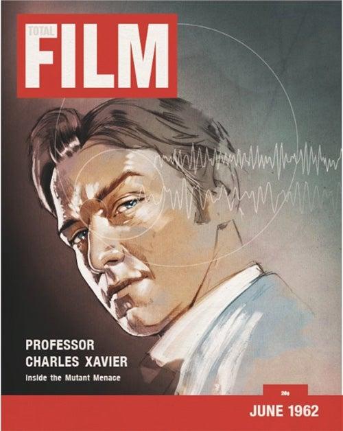 X-Men Total Film Covers