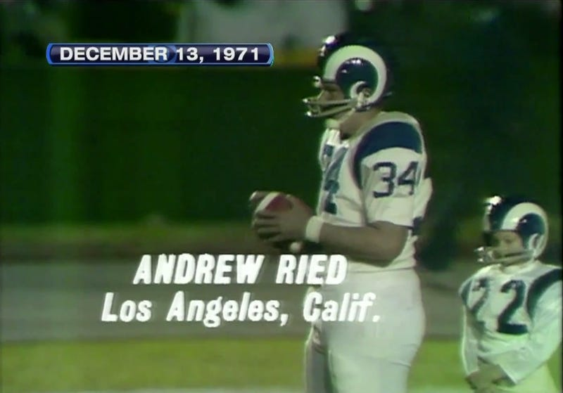 This Might Shock You, But Andy Reid Was A Large Child