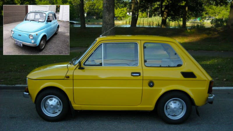 Used Car Face Off: Getting That Small Fiat Fix