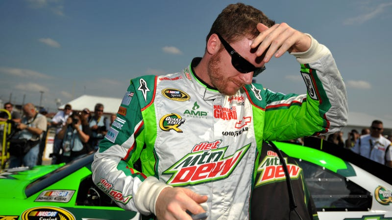 Dale Earnhardt, Jr.'s Concussion Will Cause Him To Miss Next Two Races